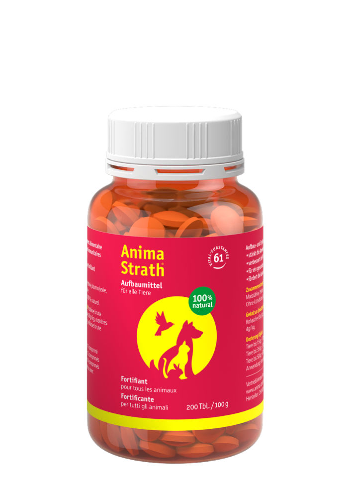 Anima-Strath Tabletten 200stk.