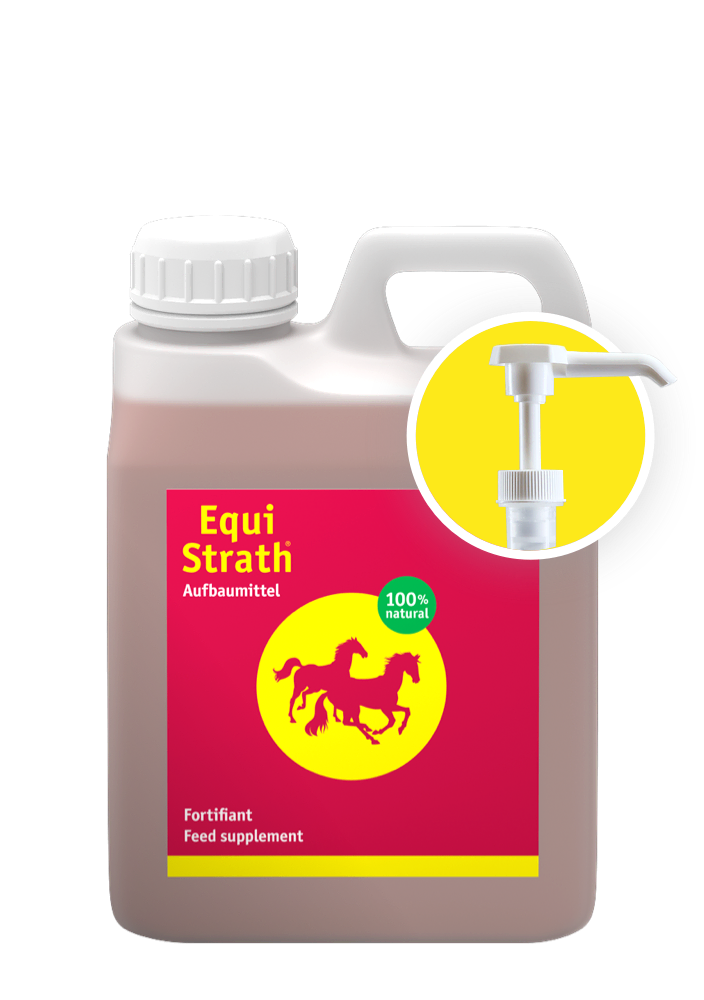 Equi-Strath Container 1l including dosing pump
