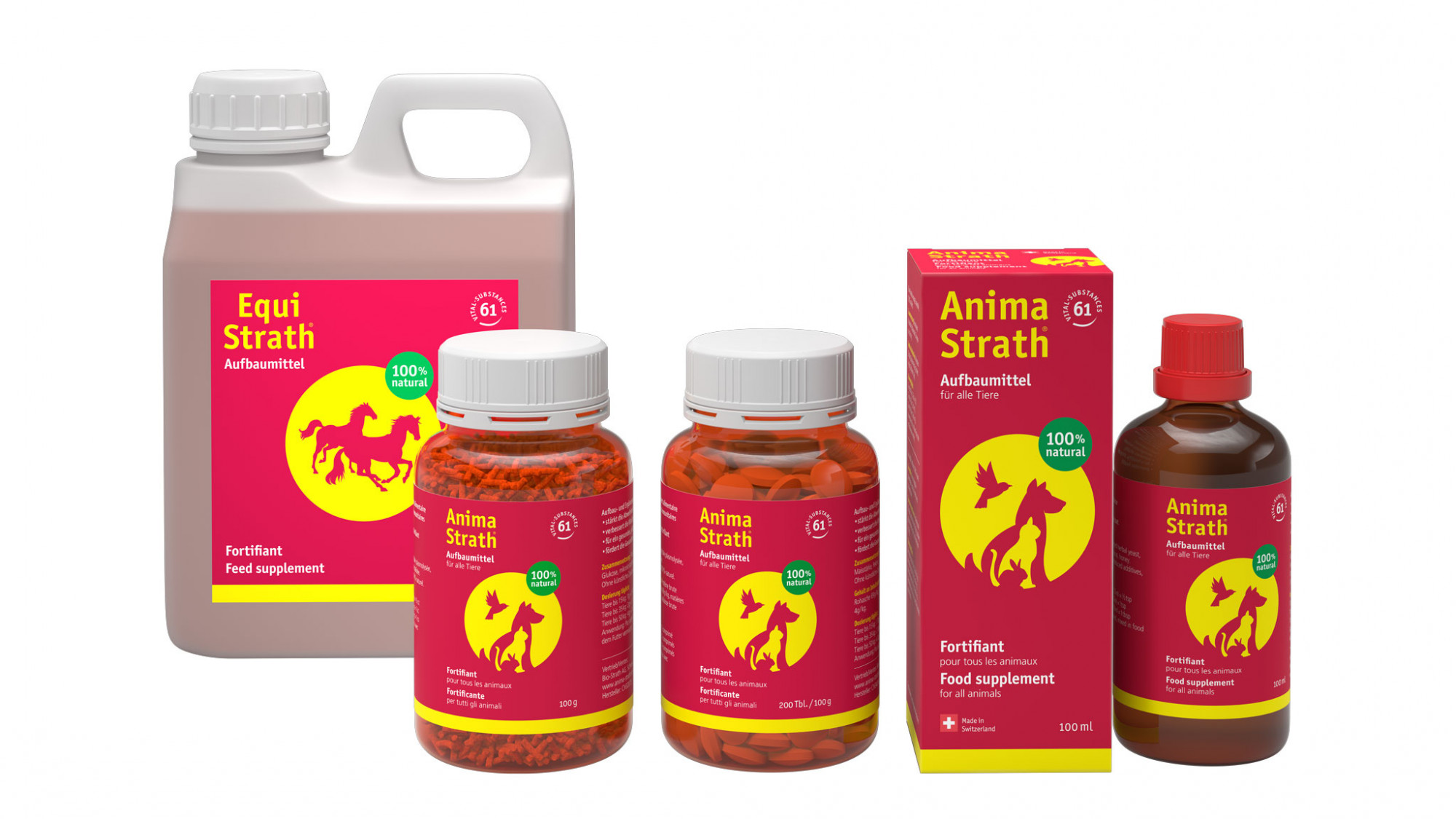 Anima-Strath products